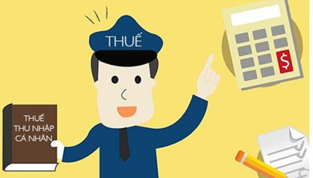 Nộp Thuế Thu Nhập Cá Nhân Online