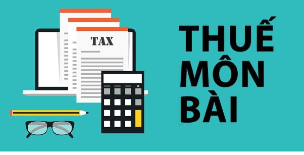 Tìm Hiểu Về Bậc Thuế Môn Bài 2014